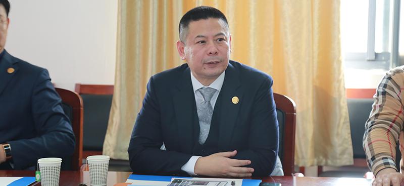 和数集团董事长唐毅先生及集团五位高管受聘苏州科技大学