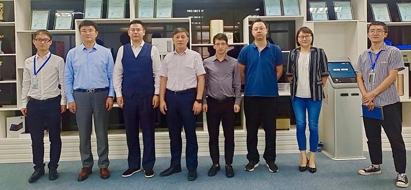 工业和信息化部电子第五研究所华东分所领导一行到访苏州和数研究院