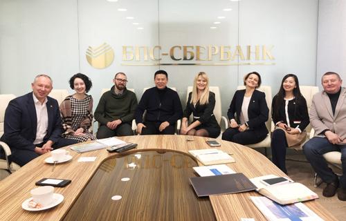 和数软件董事长唐毅先生白俄罗斯共和国考察纪实之二