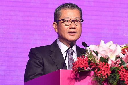 香港财政司司长:若数字人民币能应用于跨境支付,可促进香港与内地互联互通